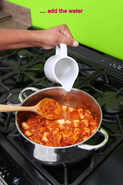 Chicken Curry Method Step 10