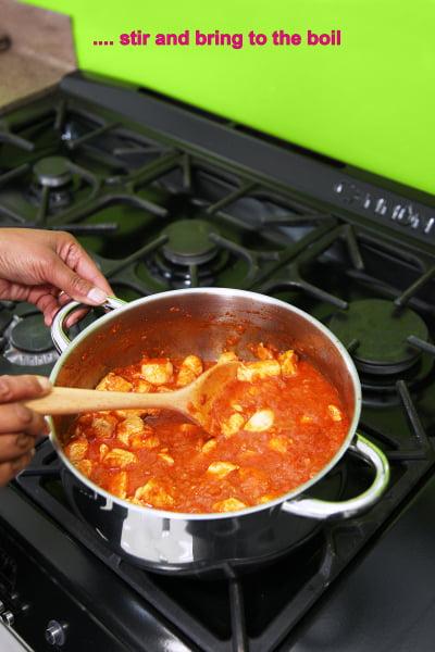 Chicken Curry Method Step 11