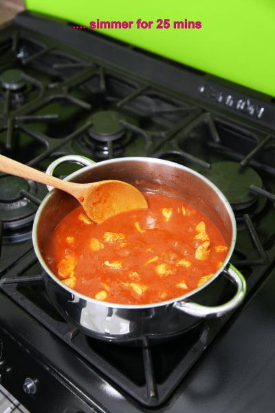 Chicken Curry Method Step 12