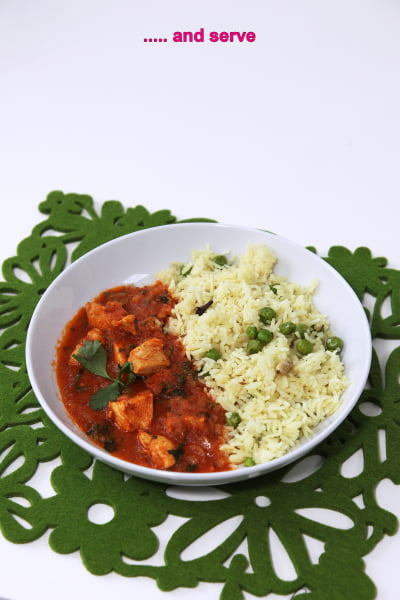 Chicken Curry Method Step 15
