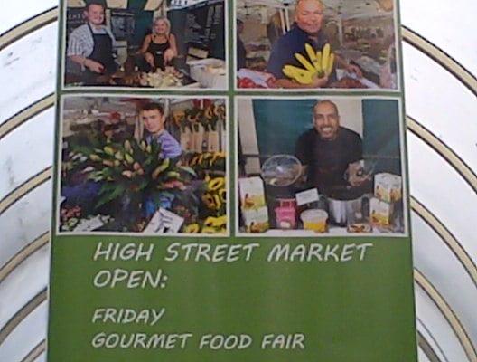 Chelmsford High Street Traders, Banner in High Chelmer