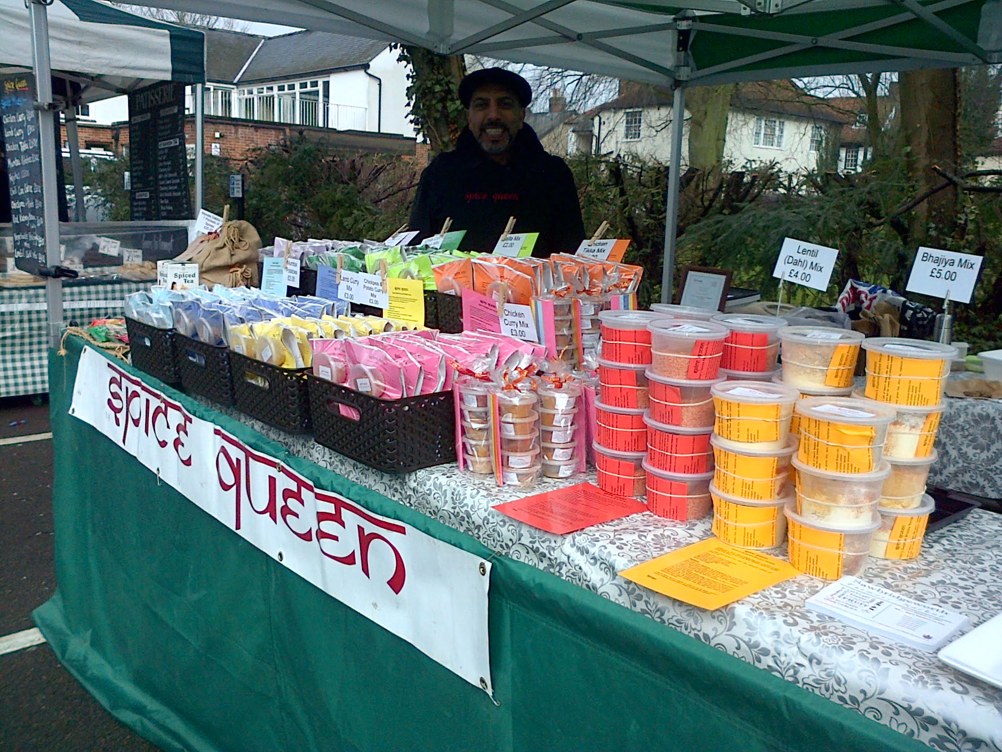 Xmas Market 2013, Sawbridgeworth