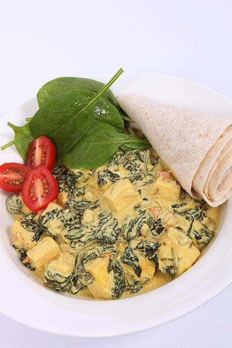 Spinach-Paneer-Curry